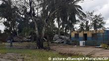 Mosambik Zyklon Kenneth