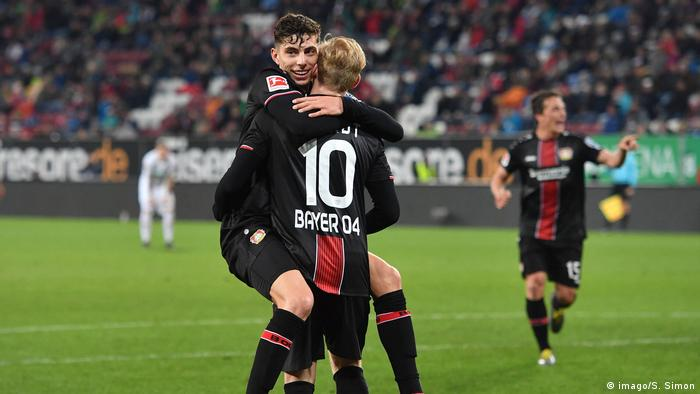 Bundesliga: Champions League showdown overshadows title race