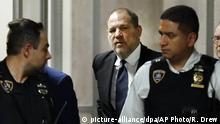 USA | Prozess gegen Harvey Weinstein auf September verschoben
