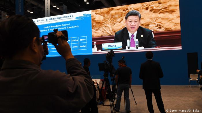 China Peking Belt and Road Forum (Getty Images/G. Baker)
