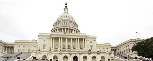 Kongress auf Capitol Hill Washington