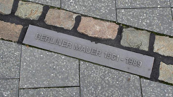 Берлинская стена 1961-1989