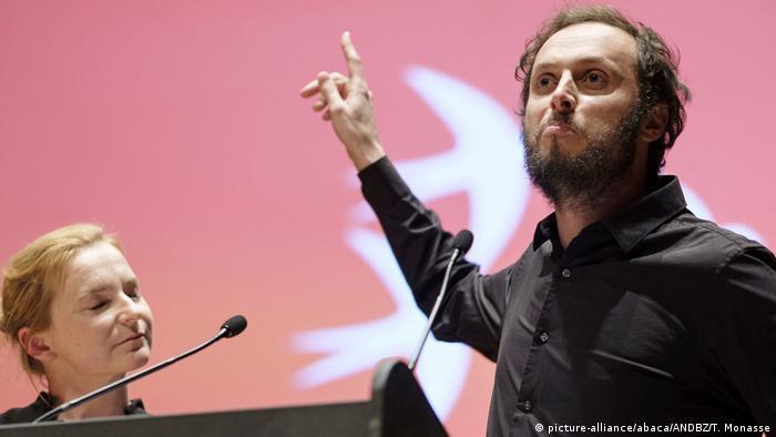 Europabewegung 2025 (DiEM25) | Daniela Platsc - Srecko Horvat