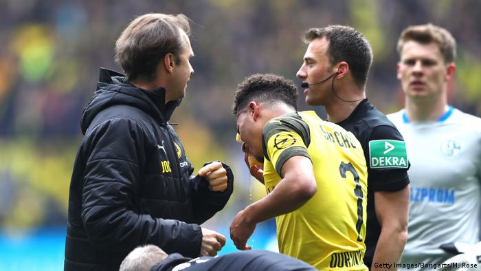 Opinion Dirty Derby In Dortmund Went Too Far Sports