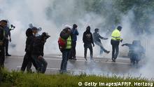 Frankreich Straßburg - Gelbwesten Proteste