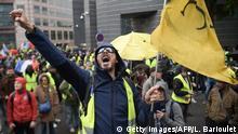 Frankreich Paris - Gelbwesten Proteste