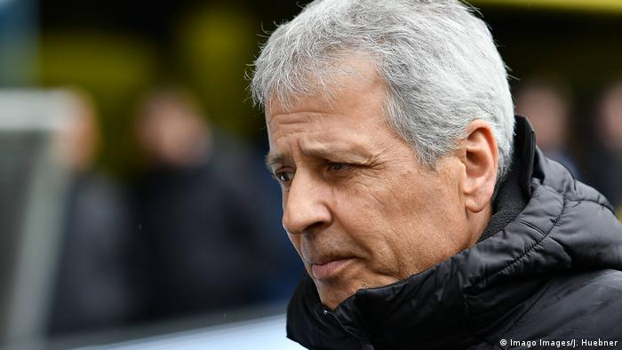 Opinion: Lucien Favre's blame game does Dortmund no favors