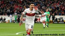 Bundesliga - VfB Stuttgart v Borussia Mönchengladbach