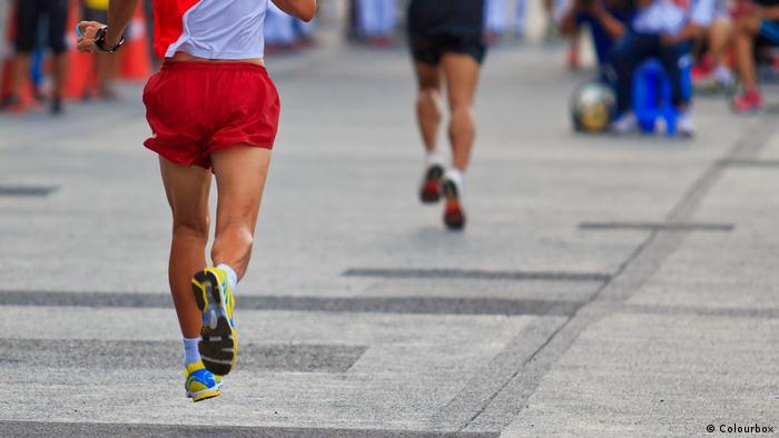 Marathon (Colourbox)