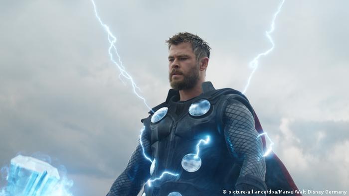 Filmstill - Avengers 4 Endgame