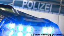 Deutschland Polizei l Blaulicht