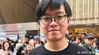 China Hongkong - Protest gegen Auslieferungsgesetz l Tommy Cheung