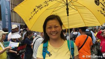 China Hongkong - Protest gegen Auslieferungsgesetz l Fermi Wong
