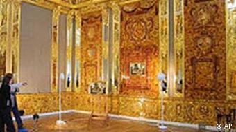 Bernsteinzimmer in Sankt Petersburg