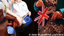 UK Brexit l Auftaktveranstaltung für die Kandidaten der Liberal-Demokratischen Partei für die Europawahl