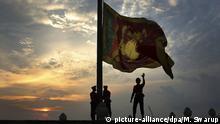 Sri Lanka Terrorismus l nach den Anschlägen