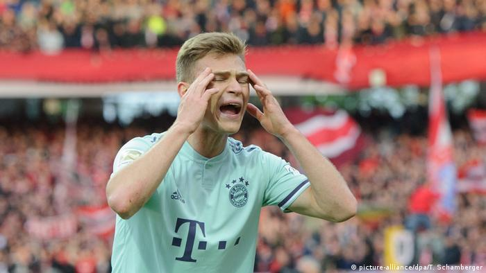 Bayern Munich Held To Dramatic Derby Draw In Nuremberg
