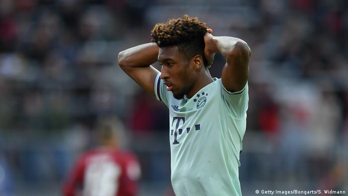 Kingsley Coman (Getty Images/Bongarts/S. Widmann)