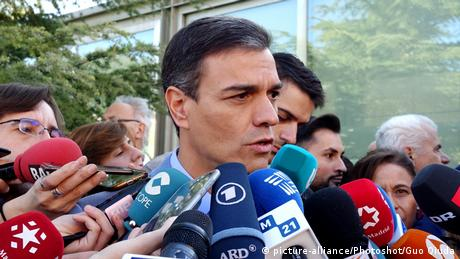 Ισπανία: Σε αναζήτηση συμμάχων ο Σάντσεθ
