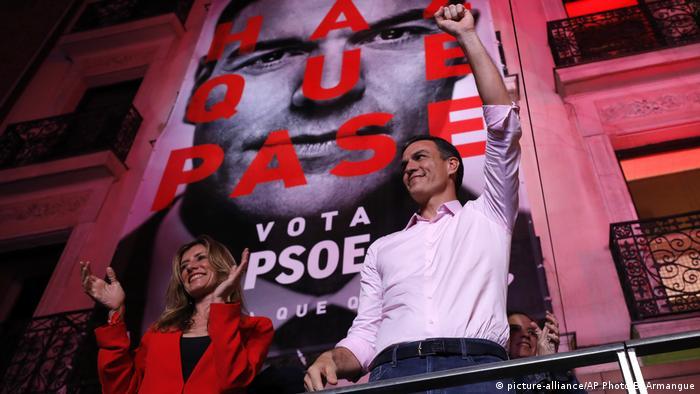 Ganaron los socialistas, pero también entró la ultraderecha al Parlamento.