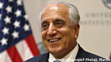 USA Zalmay Khalilzad in Washington
