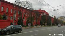 Gebaeude der Taras-Schewtschenko-Universitaet Kiev
