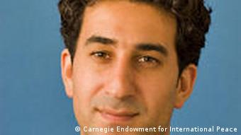 Der Iran-Experte Karim Sadjadpour, Foto: Carnegie Endowment for International Peace