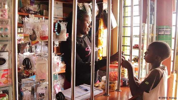Afrika mobile Zahlungsmethoden MBirr
