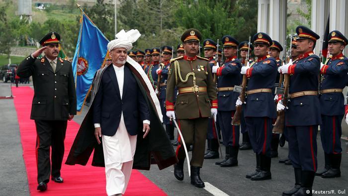 Afghanistan Loya Jirga Kabul Ashraf Ghani (Reuters/R. Gul)