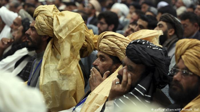 Afghanistan Loya Jirga in Kabul (picture-alliance/AP Photo/R. Gul)