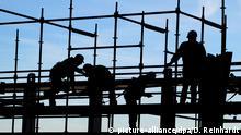 Arbeitskosten Wirtschaft Symbolbild