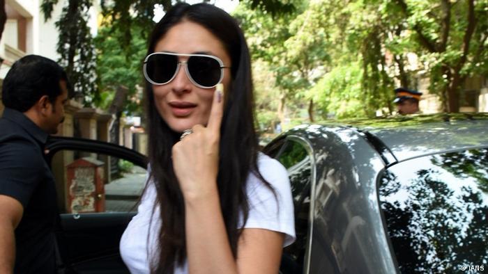Indien Mumbai Schauspielerin Kareena Kapoor Khan (IANS)