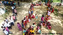 Indien Westbengalen Wahl