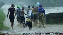 Mosambik Zyklon Kenneth Überschwemmung