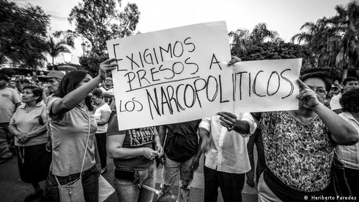 Mexiko Bilder des Fotografen Heriberto Paredes Einschränkung beachten