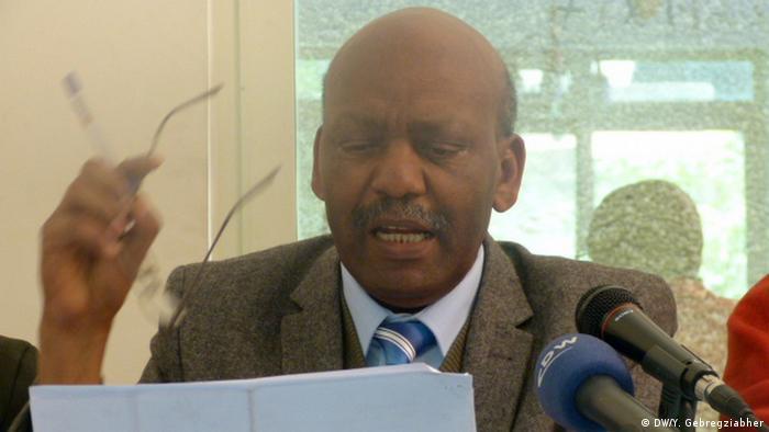 Negasso Gidada ehemaliger Präsident von Äthiopien
