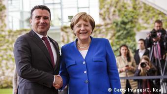 Ανέβηκαν οι μετοχές του Ζόραν Ζάεφ στο Βερολίνο μετά τη Συμφωνία των Πρεσπών