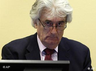 Radovan Karadzic (Foto: AP)