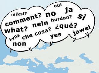 В Евросоюзе зарегистрировано 23 официальных языка