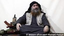 Irak Abu Bakr al-Baghdadi