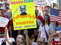 Διαδηλώσεις εναντίον του Ομπάμα