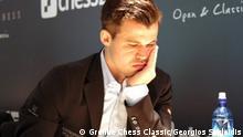 Deutschland Grenke Chess Classic 2019 | Runde 9 Magnus Carlsen
