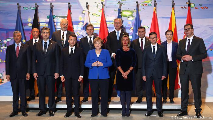 Deutschland Westbalkan-Gipfel