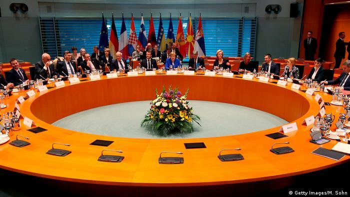 Deutschland, Westbalkan-Gipfel in Berlin