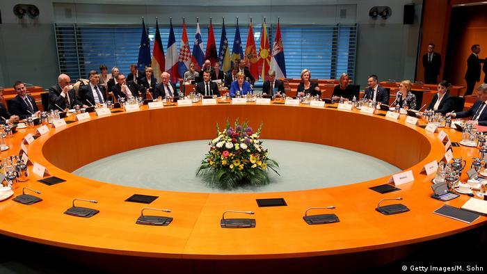Deutschland, Westbalkan-Gipfel in Berlin (Getty Images/M. Sohn)