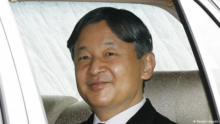 Japan Kaiser Akihito dankt ab (Reuters/Kyodo)