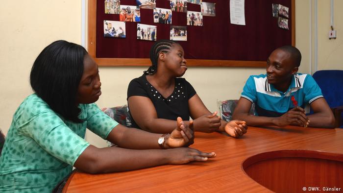 Englisch Bedroht Sprachenvielfalt In Nigeria Afrika Dw 30 04 2019