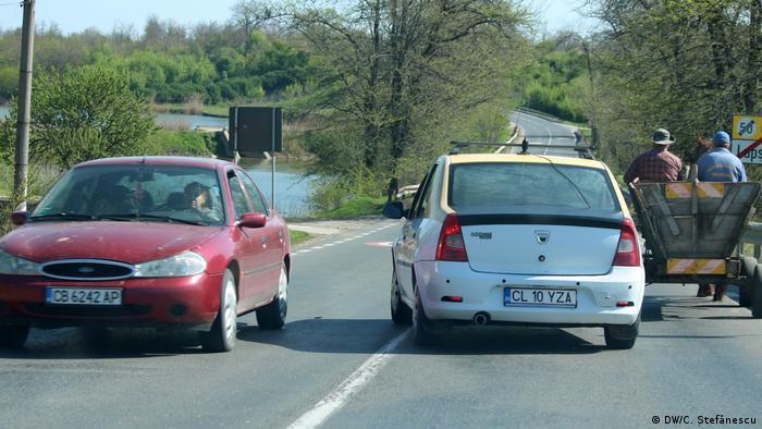 Drum... cu căruţă (DW/C. Ştefănescu)