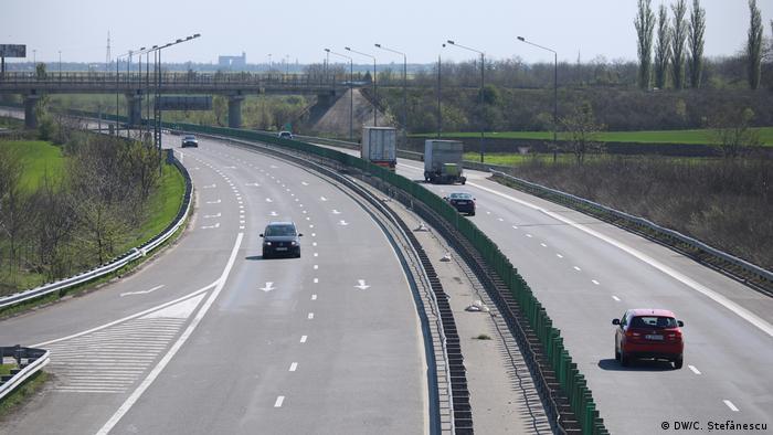 Autostrada A2 (DW/C. Ştefănescu)