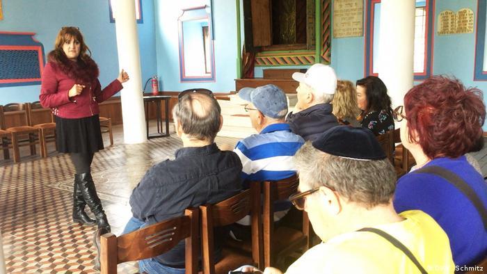 Griechenland - Synagoge Veria (DW/F. Schmitz)